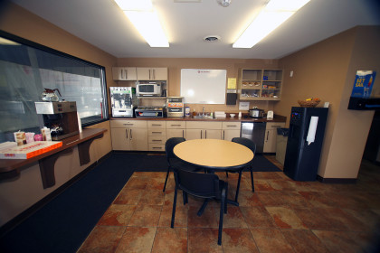 Complimentary Food & Kitchen