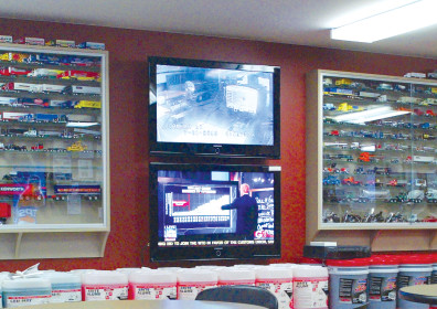 Bay Cameras to View Your Truck
